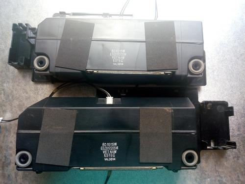 par de alto falante tv lg 42 ln549c