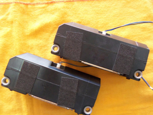 par de alto falantes ebz61720514 tv led lg 42la6130