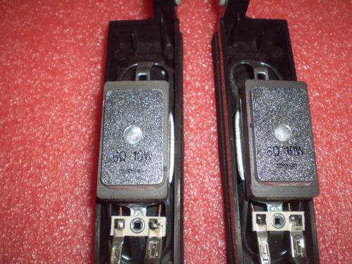 par de alto falantes originais tv samsung un39eh5003gxpr