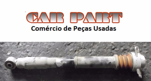 par de amortecedores traseiro jetta variant 2012 completo