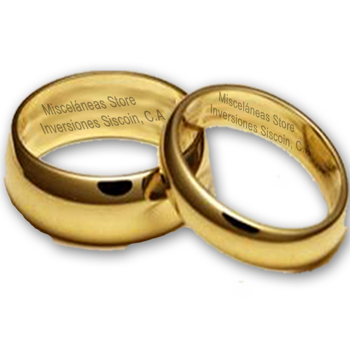 bc4f3b7a4c95 par de anillos aros de matrimonio bodas compromiso 10k. Cargando zoom.