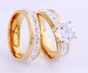 46c3cffa8964 Anillos Matrimonio Oro Valencia - Joyería y Bisutería Anillos en Mercado  Libre Venezuela