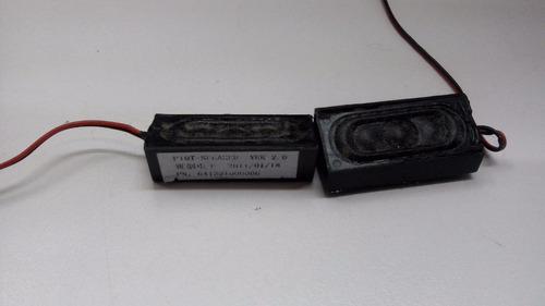 par de auto falantes originais para tablet terra pad 1050