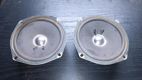 par de autofalantes da bateria eletronica ld-80