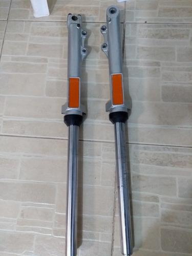 par de bengalas da cb ,450 usadas como se encontra.