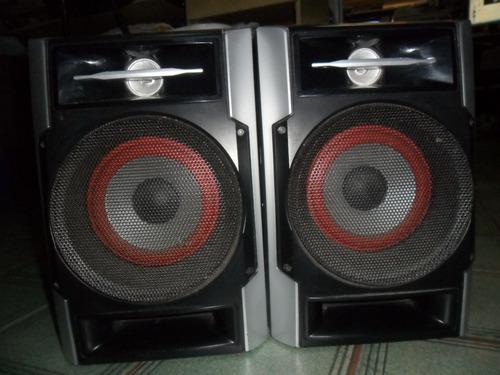 par de caixas acústicas da philips fwm396/bk original