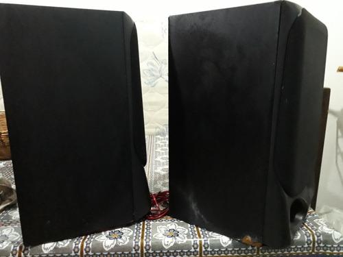 par de caixas de som antigo philips.