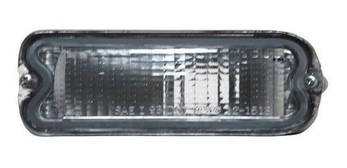 par de cuartos frontal nissan quest1993-1994-1995 blanco rld