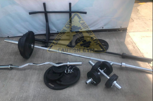par de disco de 10kg  para barra z u olimpica total 20kg