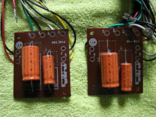 par de divisores frequencia caixas gradiente master 45f