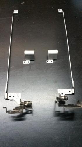 par de dobradiças com capas hp g4