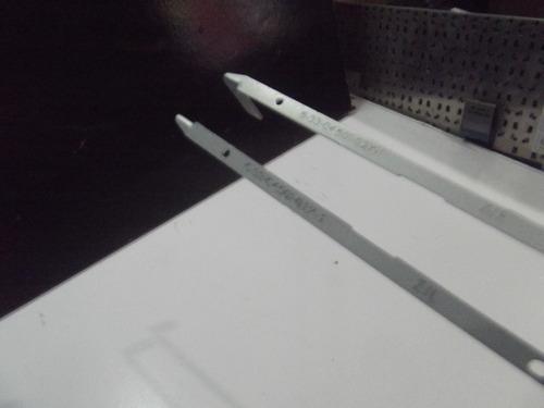 par de dobradiças e hastes notebook itautec infoway a7420