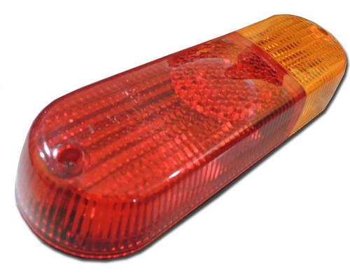 par de faros para trailer focos lamparas led  bicolor, batan