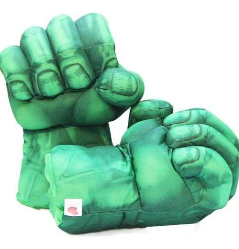 par de guantes de hulk, puños gigantes !!