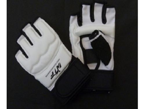 par de guantes para taekwondo tallas s m y l