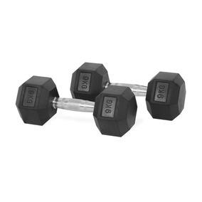 505eb59de Dumbbell Sextavado - Acessórios Para Musculação no Mercado Livre Brasil