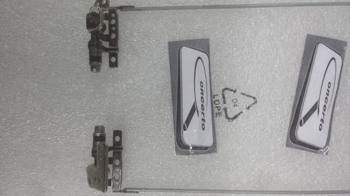 par de hastes com dobradiça notebook hp  dv6-3080br - 3030us