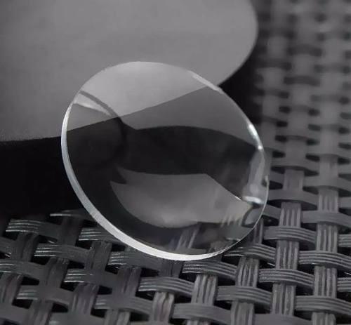 par de lentes 25mm biconvexa para oculos google cardboard