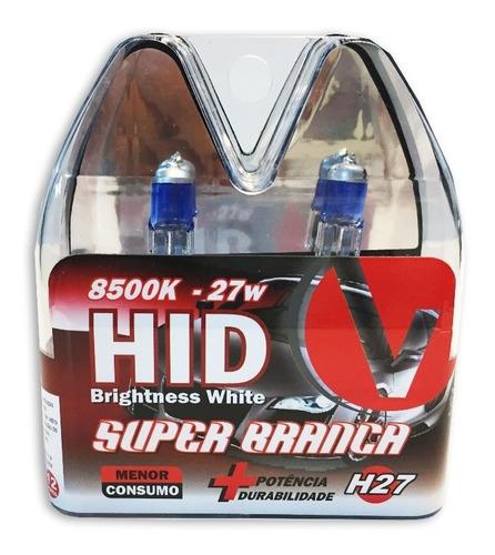 par de lâmpadas ix35 10/13 super branca farol de milha