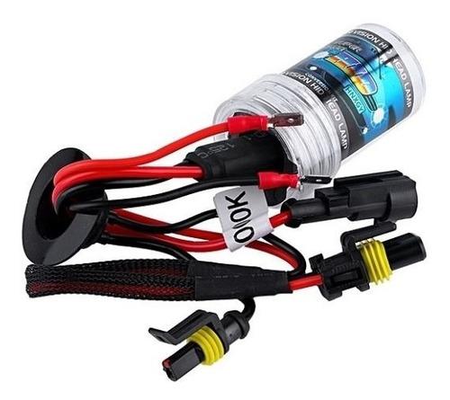 par de lâmpadas xenon reposição h11 6000k