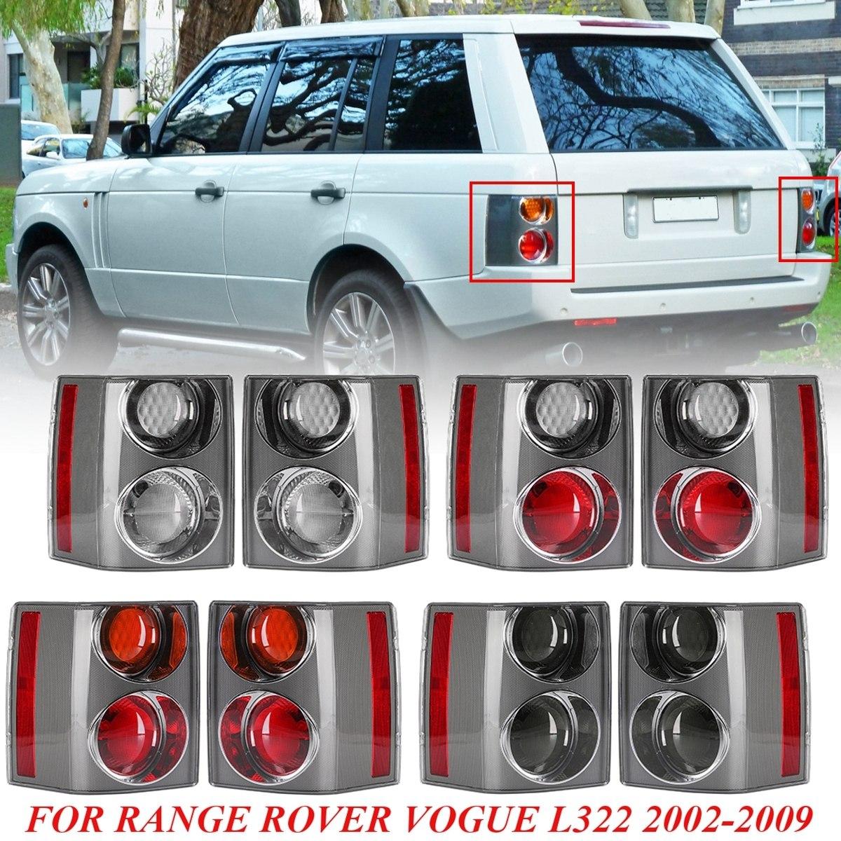 Rear Left Tail Light Brake Lamp For 2002-2009 Land Rover Range Rover Vogue L322