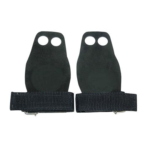 par de luvas hand grip para treino tamanho g preta acte