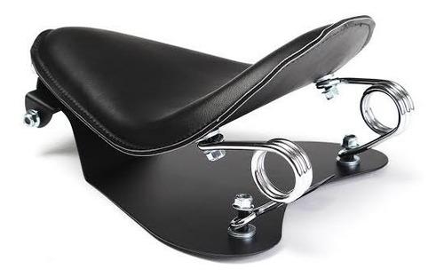 par de molas clip banco solo individual harley custom bobber