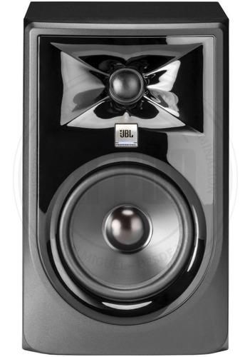 par de monitores de estudio jbl 305p mkii 3 series