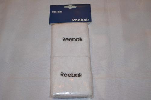 par de muñequeras  marca reebok 100% originales