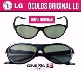 2660bc3f4 Bundle Par De Oculos Lg Cinema 3d Glasses Ag F310 - Óculos 3D no Mercado  Livre Brasil