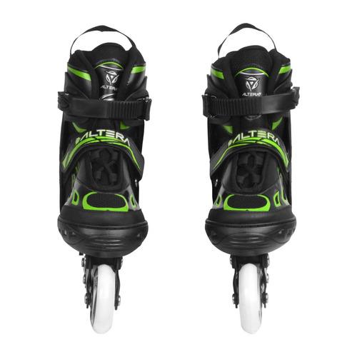 par de patines en linea talla mediana altera ajustables