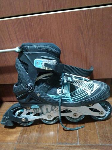 par de patines ollie rollers