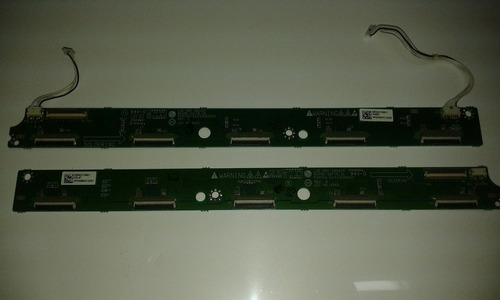 par de placas buffer lg 32pc5r --- eax43083401 / eax43083501
