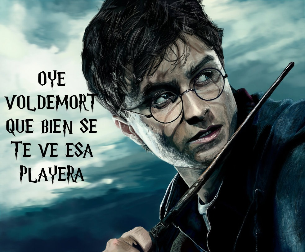 Par De Playeras Harry Potter Blanco Y Negro 35000 En Mercado Libre