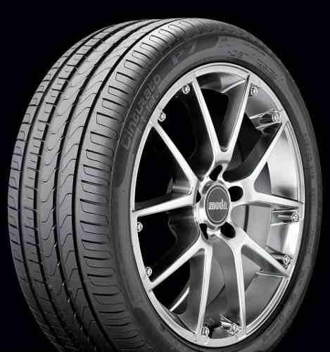 par de pneus 245 55 r17  p7 cintutrato runflat 102v