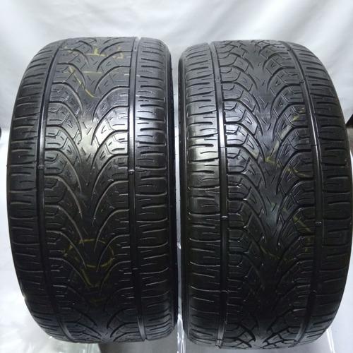 par de pneus 275/40r20 delinte desert storm d8 106w usados