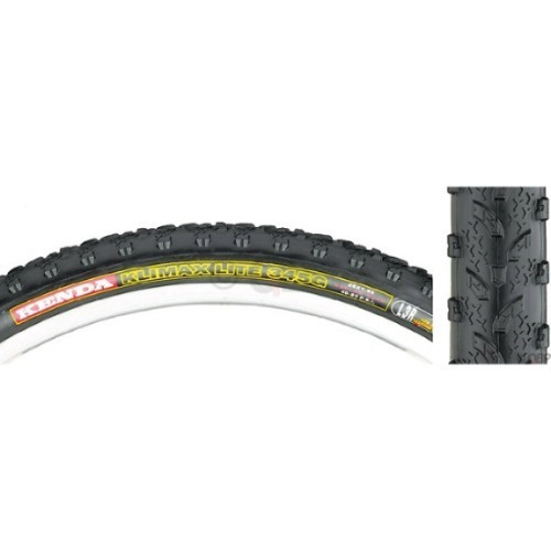 par de pneus kenda klimax lite 26 x 1,95 mtb 345gr