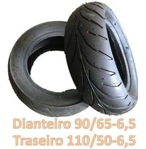 par de pneus mini moto speed aro 6  49cc diant/trasei