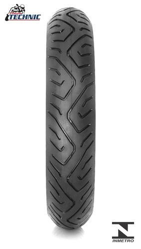 par de pneus novos technic 140/70-17 - 100/80-17