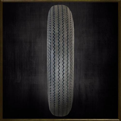par de pneus para moto retrô -  café racer - 4.50-18