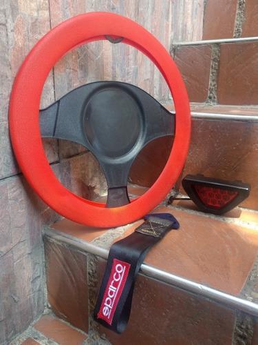 par de porta placa universal para carro negro