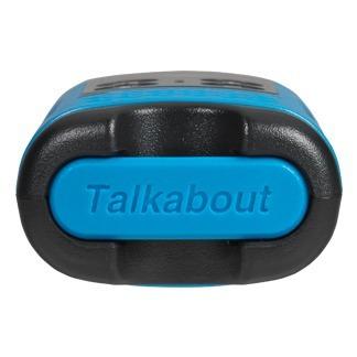 par de radio comunicador motorola talkabout t100 até 25km