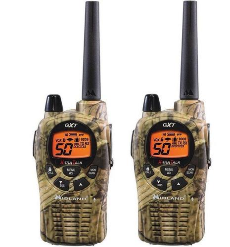 par de radios gxf pro 1050