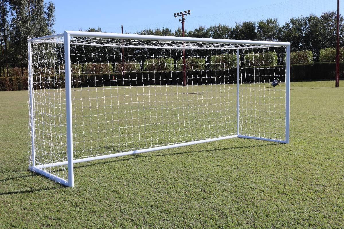 Par De Rede Pangué Futebol Suíço Fio 4mm 4 775e24efd06e3