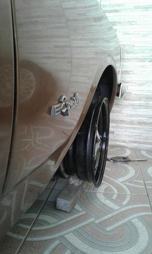 par de rodas do opala caravan