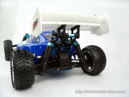 par de ruedas delanteras buggy hsp 06010 redcat exceed  1/10