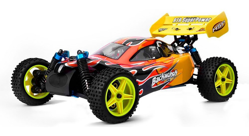 par de ruedas traseras buggy hsp 06026 redcat exceed  1/10