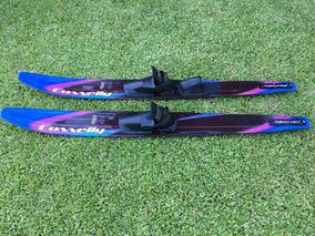 72492f5ae1f Skis Acuaticos Ski Master Regulables - Deportes y Fitness en Mercado Libre  Argentina