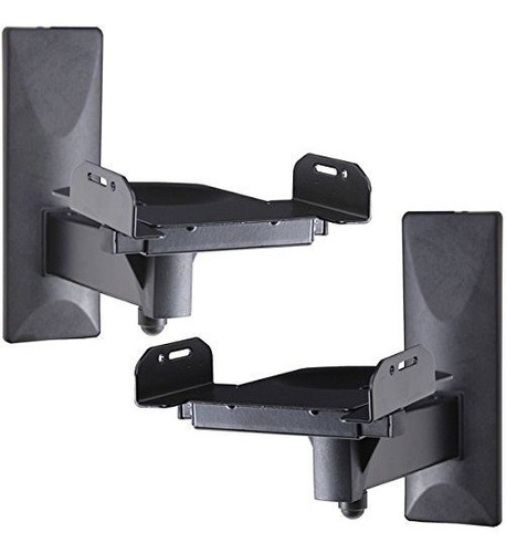 par de soportes para bocina videosecu de sujeción lateral