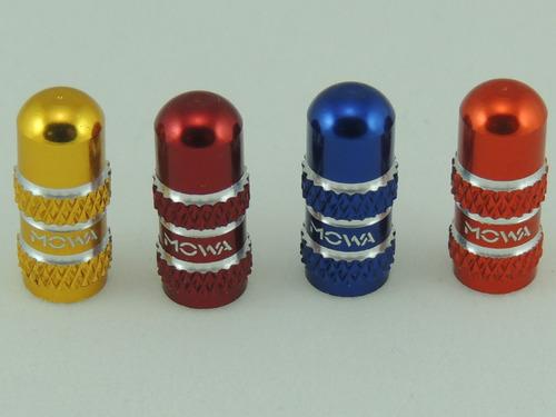 par de tapones para valvula francesa marca mowa